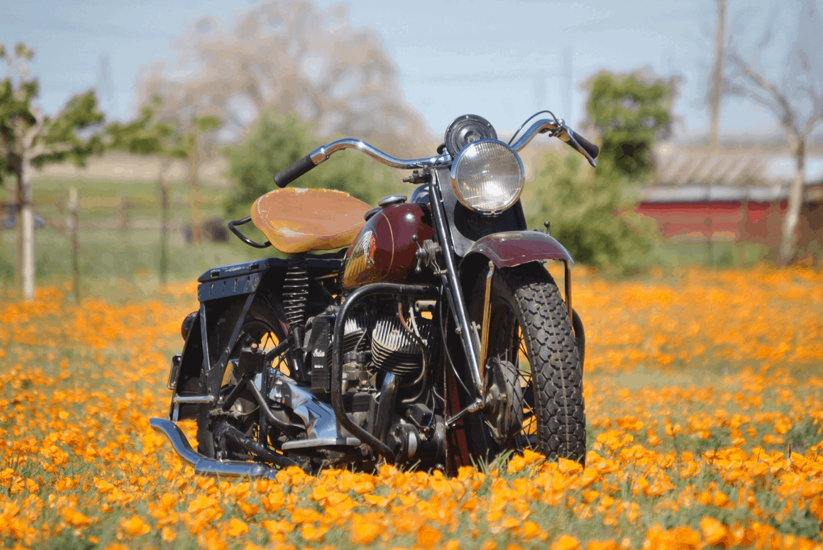 1940 Indian Sport Scout For Sale